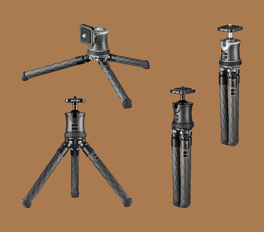 Mini Traveler Tripod Kit