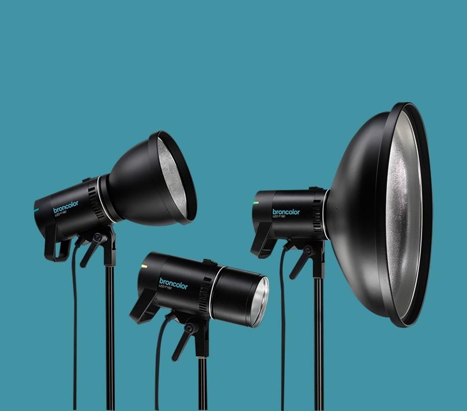 Broncolor LED F160