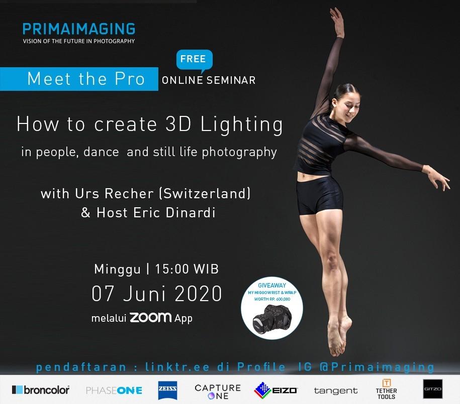 Primaimaging Meet The Pro with Urs Recher