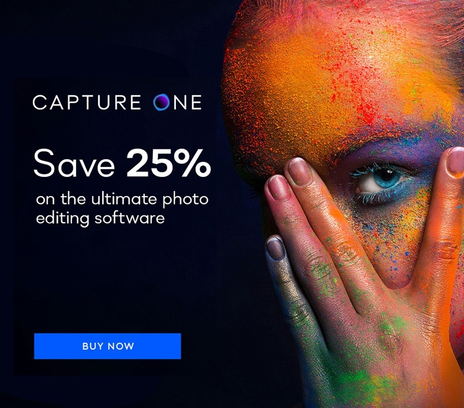 Capture One Save 25%