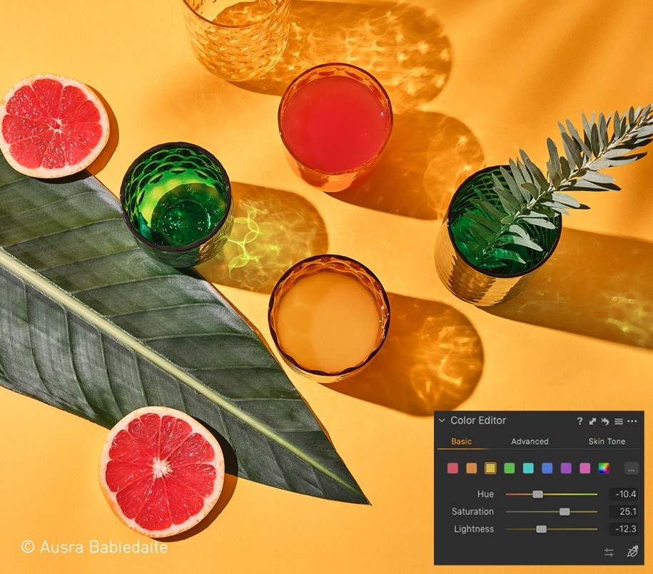 Capture One 20 Highlights