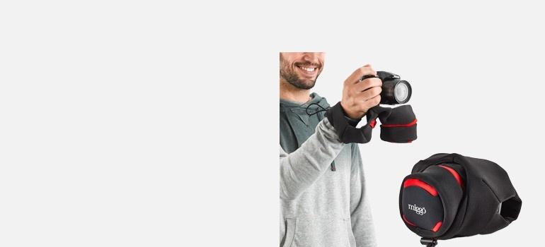 Camera Grips & Wrap