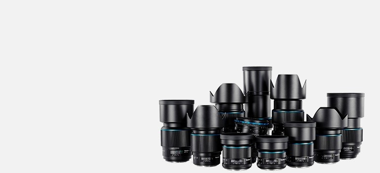 Medium Format Lenses