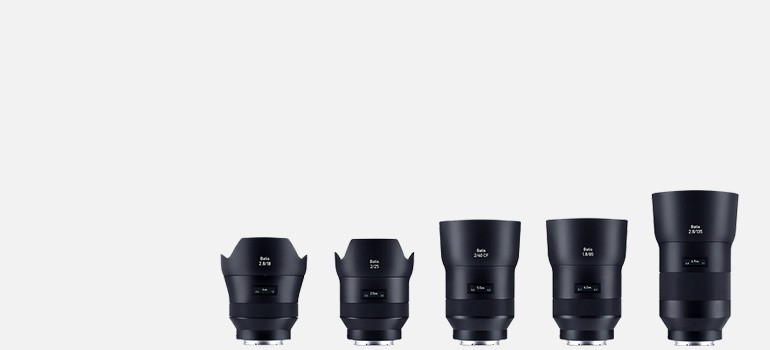 Mirrorless / CSC Lenses