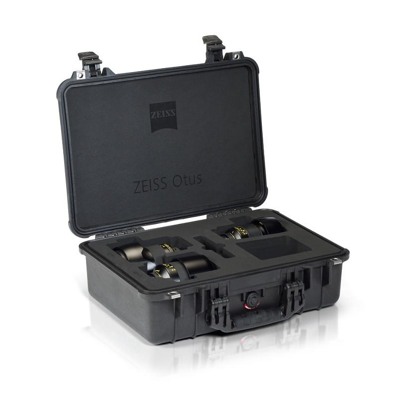 Zeiss Otus ZE Lens Bundle - ZE Canon