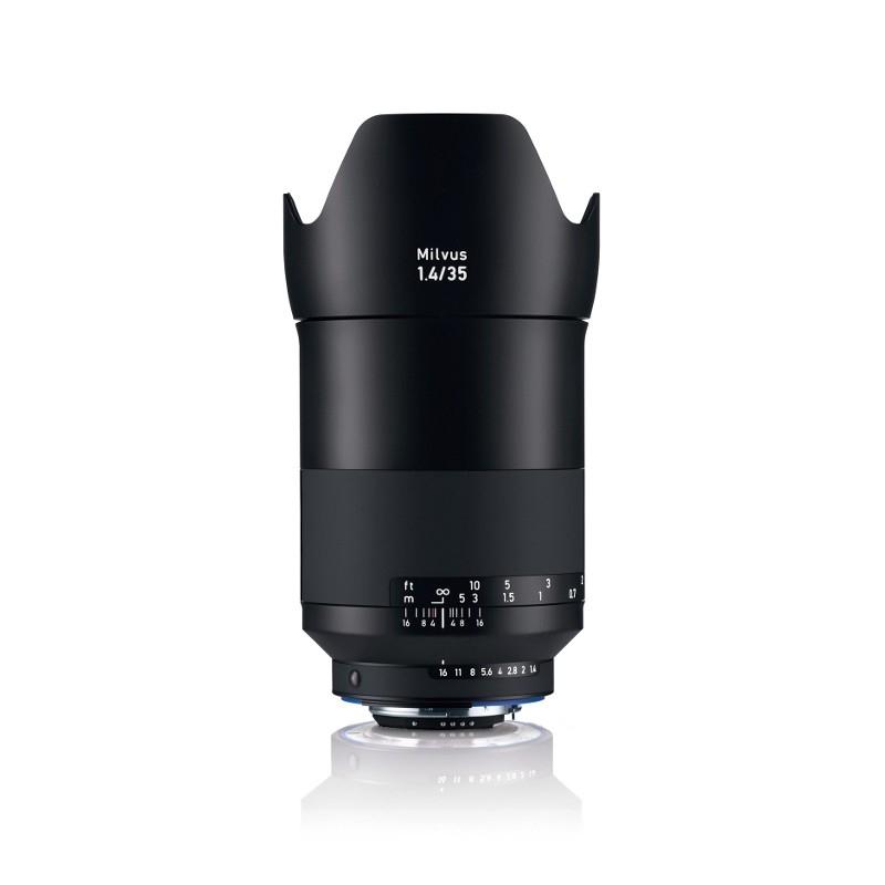 Zeiss Milvus 35mm f/1.4 ZF.2 Nikon