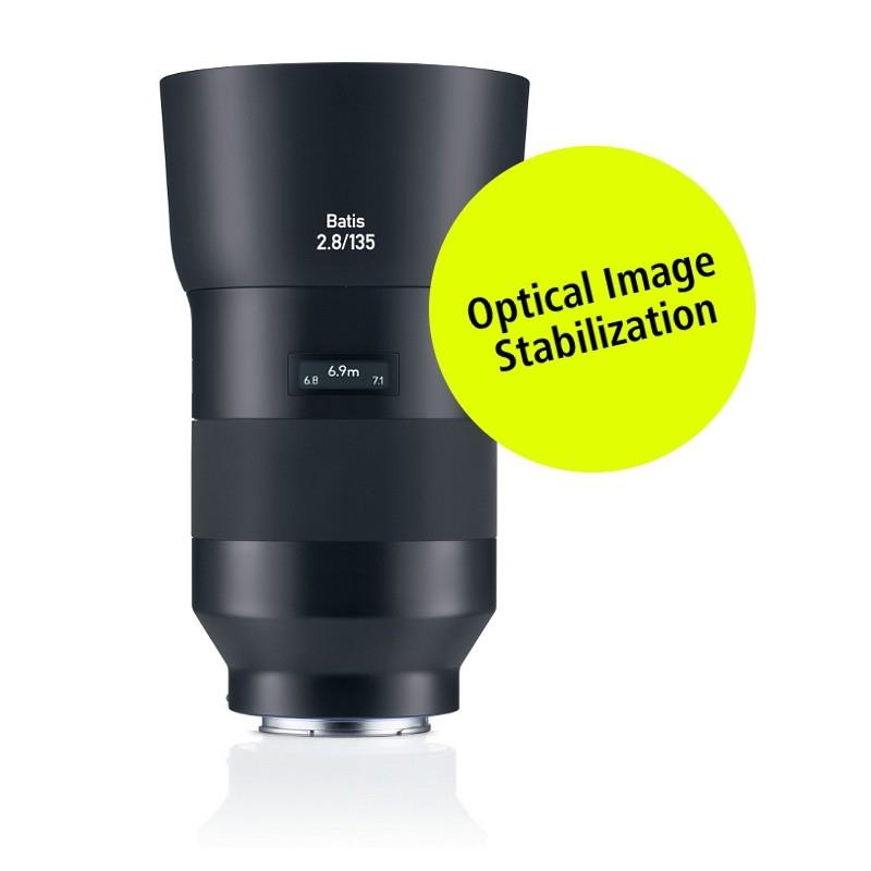 Zeiss Batis 135mm f/2.8 Sony FE-mount