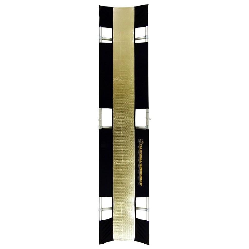 """Sunbounce Sun-Strip Pro-7"""" Kit - Zebra Gold/White"""