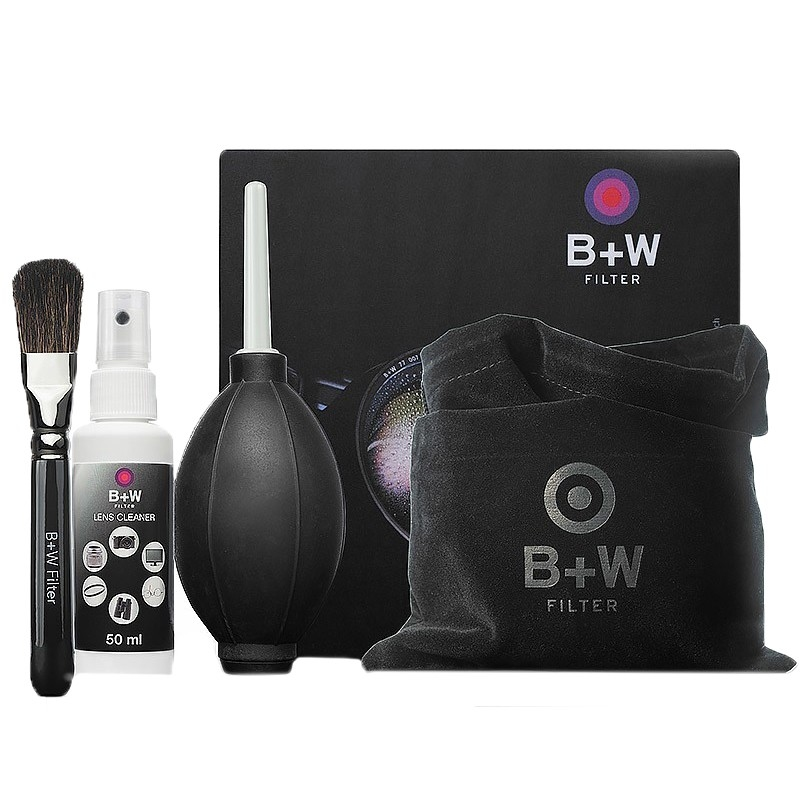 B+W Cleaning Set, Five Part