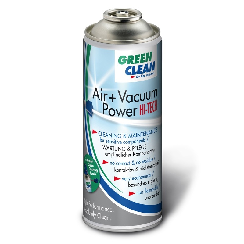 Green Clean Air & Vacuum Power HI-TECH 400 ml