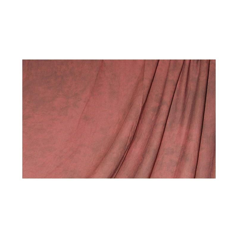 Savage Mottled Muslin Background Crushed Sedona Red