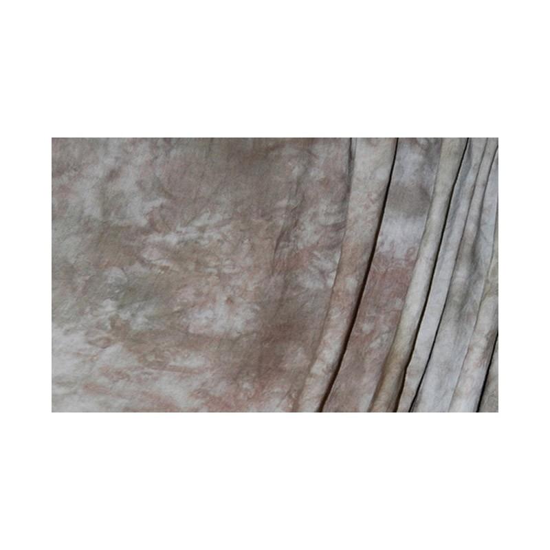 Savage Mottled Muslin Background Crushed Mocha Bisque