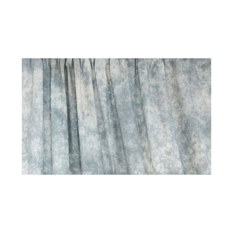 Savage Mottled Muslin Background Crushed Gray Skies