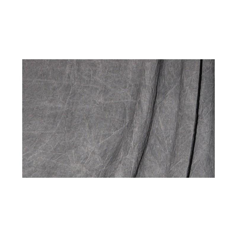 Savage Mottled Muslin Background Washed Light Gray