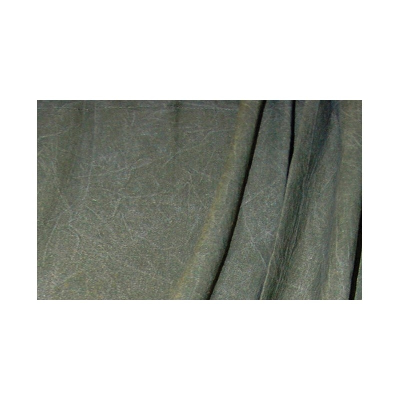 Savage Mottled Muslin Background Washed Forest Green