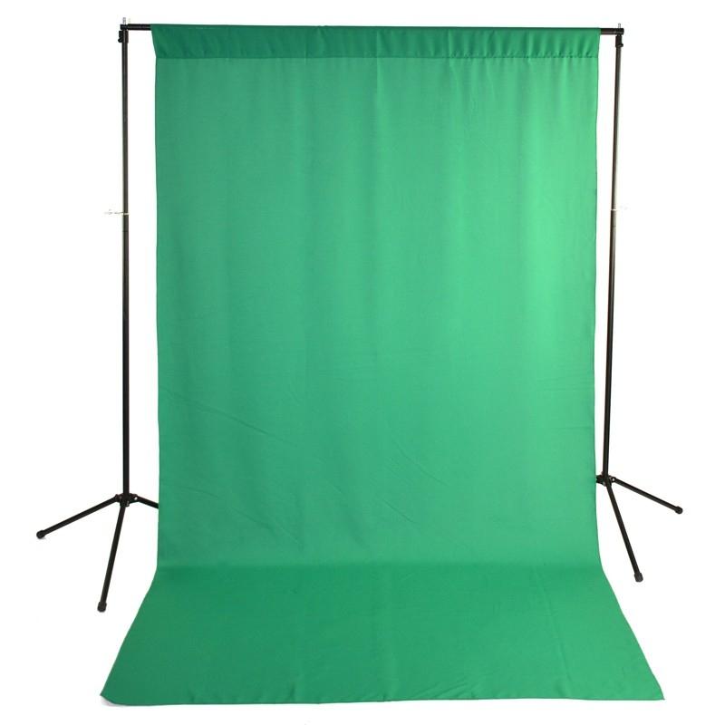 Savage Green Wrinkle-Resistant Background
