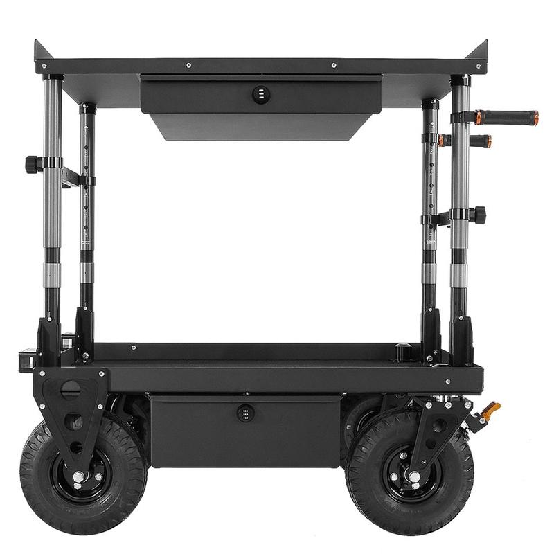 Inovativ Scout 36 ECHO Cart with standard equipment