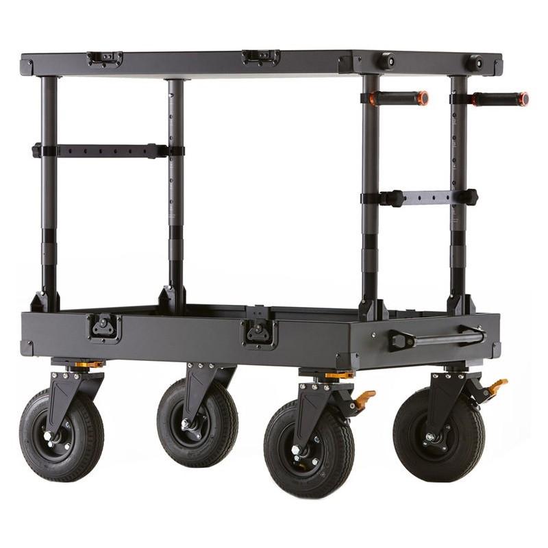 Inovativ Scout 37 EVO Cart with standard equipment