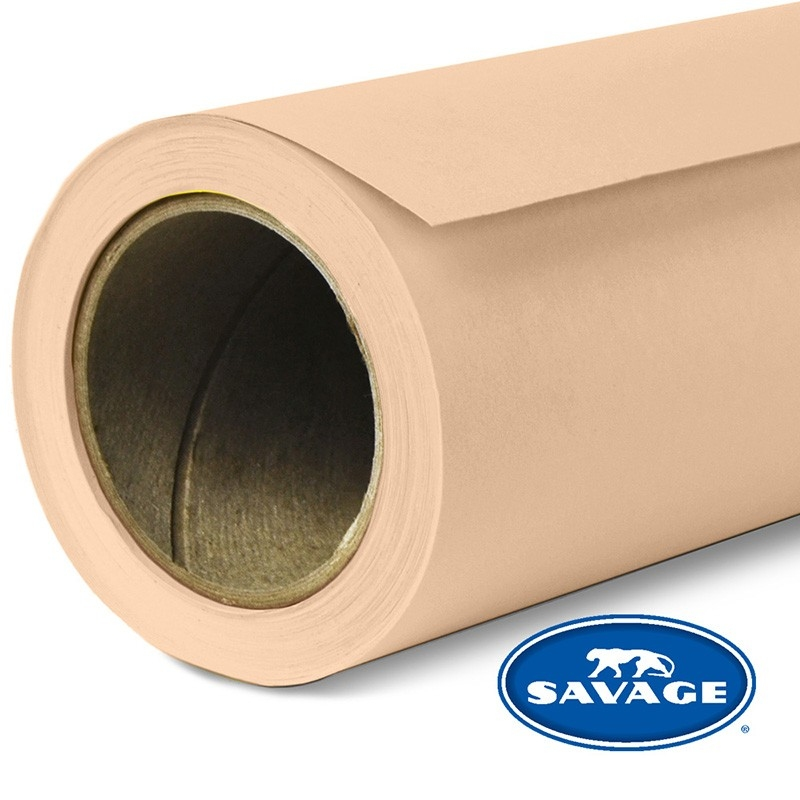 Savage Beige Widetone Seamless Background Paper