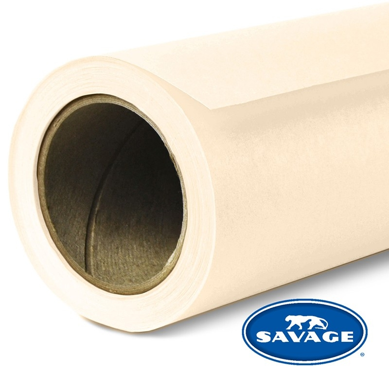 Savage Widetone Seamless Background Paper Ivory