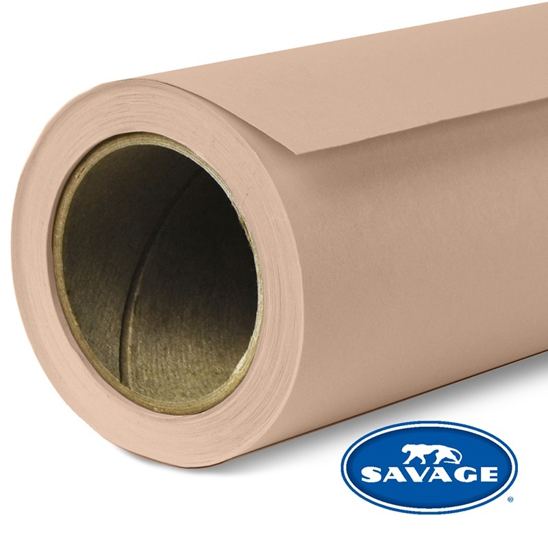 Savage Widetone Seamless Background Paper Pecan
