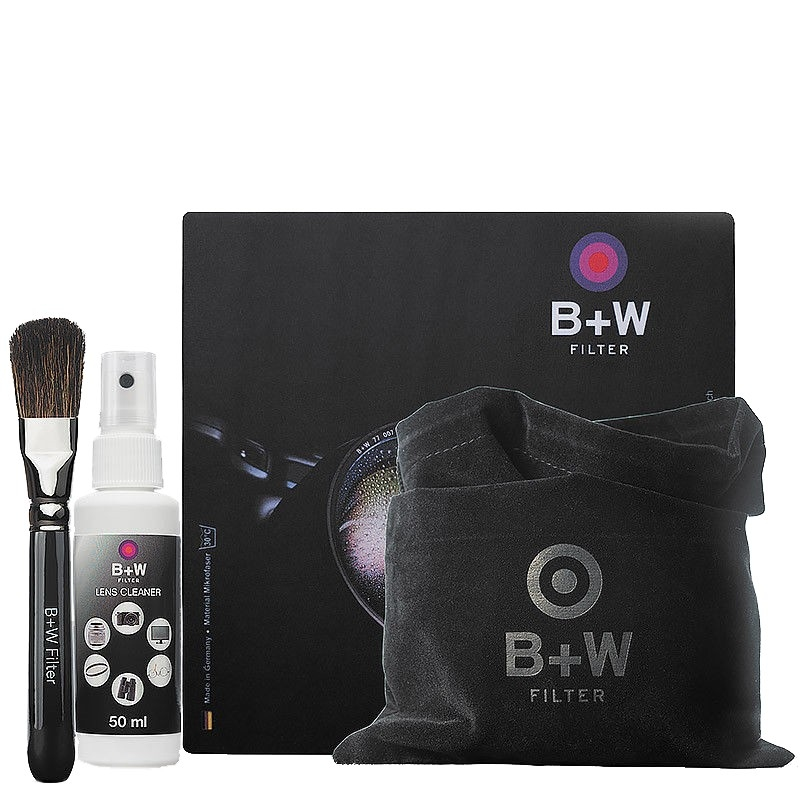 B+W Cleaning Kit 4 Part